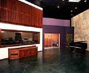 photo of sound room