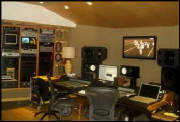 photo of recording studio