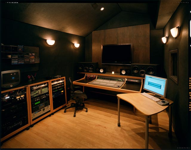 Homes With Recording Studios For Sale In Los Angeles