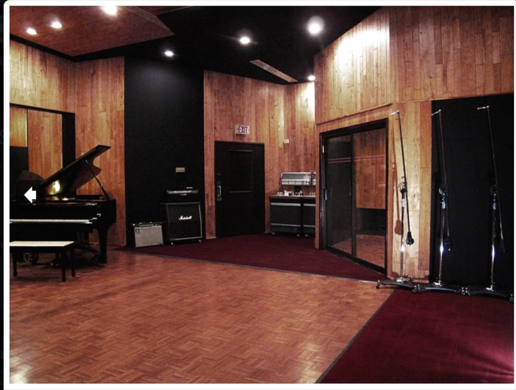 West Performance Room