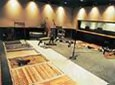 photo of recording / mixing console